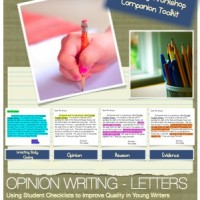 Opinion Writing Thumbnail