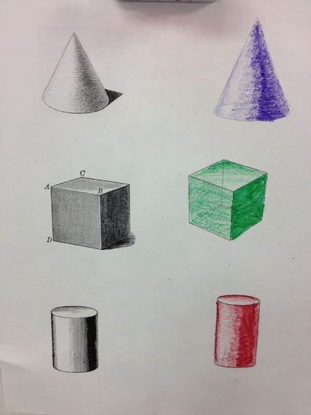 3d Objects And Drawing Teaching Ace