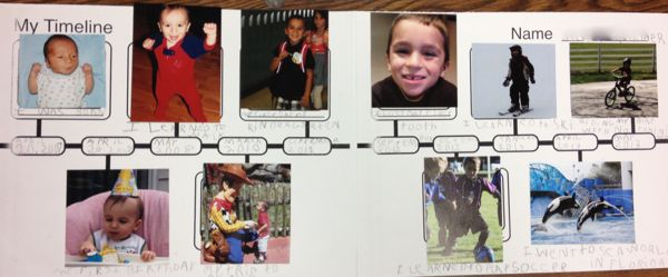 Student Timeline Project | Teaching Ace