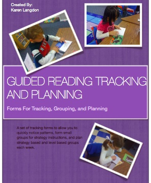 Guided Reading Planning Thumbnail