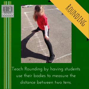 Teach Rounding by having students use